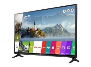 LG Smart Tv 43 Pulg 4K UHD WebOS 3.5 Wifi TDT 43UJ635 Nuevos