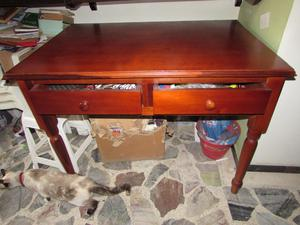 Mesas en madera