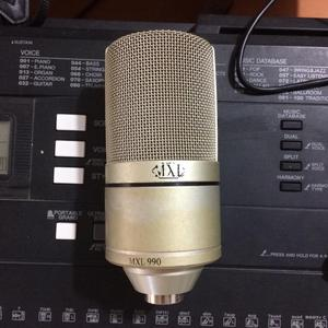 Microfono Condensador Xml 990