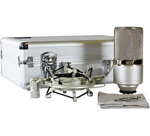 Microfono De Condensador Mxl 990 Edicion De Lujo -heritage-