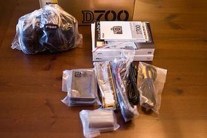 Nuevo Nikon DMP Cámara SLR Digital Sólo cuerpo