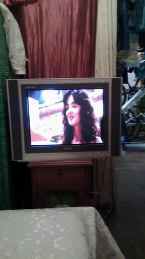 Se Vende Televisor de 21 con Control.
