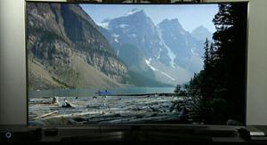 Smart Tv Samsung 78 Motivo de Viaje