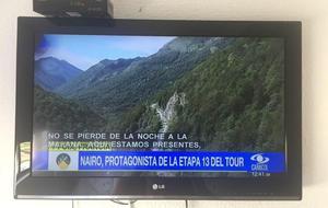"""Tv Lg 32"""" Vendo O Cambio por Mas Grande"""