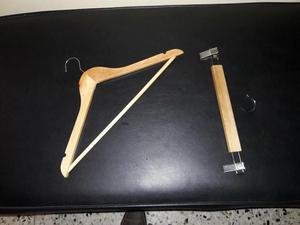 Venta de ganchos para colgar ropa plasticos posot class for Madera para colgar ganchos