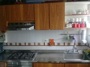 Cocina integral muebles de lavaplatos estufa horno elec y for Muebles para cocina integral