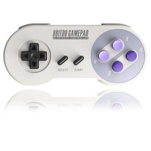 8bitdo Snes30 Wireless Bluetooth Juego Controlador Gamepad