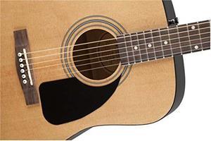 Fender Fa-100 Paquete De Guitarra Acústica Dreadnought