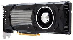 Gpu Nvidia Geforce Titan X Pascal De 12gb Gddr5x
