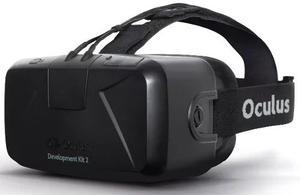 Oculus Dk2 Gafas De Realidad Virtual Usadas