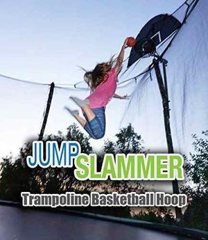 Slammer Salto, Trampolín Del Aro De Baloncesto