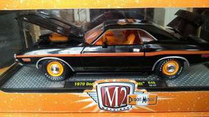 Auto De Coleccion M2, Dodge Challerger Y Plymounth 1/24.