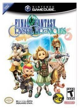 Final Fantasy Crónicas De Cristal - Gamecube