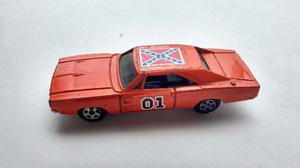 General Lee Car Dukes 1/64 Antiguo Ertl Made In Usa