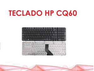 Teclado Hp Compaq Presario Cq60 G60 Cq60z G60t