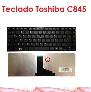 Teclado para portatil Toshiba C845/L845