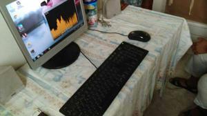 VENDO PC DE MESA DRR3 2GB DE RAM 500GB DE DISCO DURO