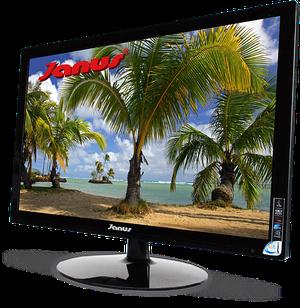 monitor TV led janus Full HD de 24 nuevo