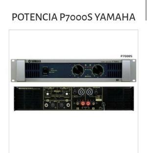 Amplificador Yamaha Ps