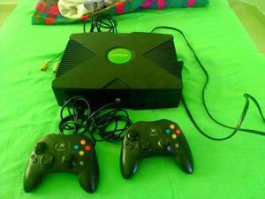 Consola Xbox Clasica