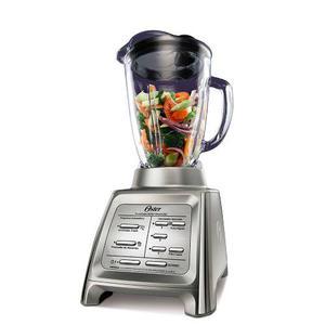 Licuadora Reversible Oster® Gourmet Collection Plateada