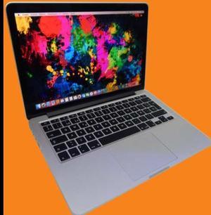 Macbook Retina 13 Core I5 Ram 8gb Disco 256 Modelo