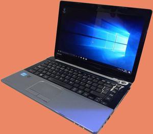 Portátil Toshiba C45 Core I3 Disco 750 Ram 8gb