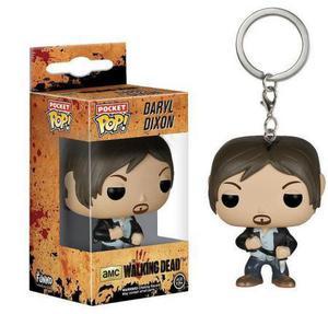 The Walking Dead Llavero Funko pop Daryl Dixon