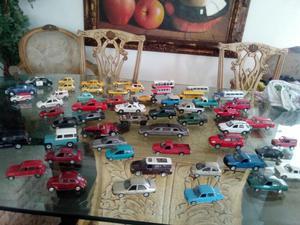 Vendo Coleccion de Carro a  C/u