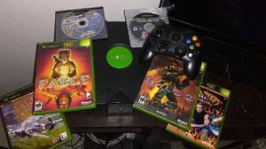 Xbox Clásico Excelente Estado
