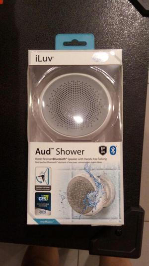 parlante de para baño Aud Shower