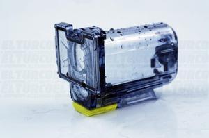 Carcasa Sony Action Cam Mpk-as3 Original As200 Nuevo