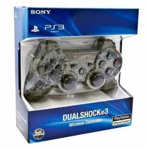 Control Ps3 Play Station 3 Dual Shock Camuflado