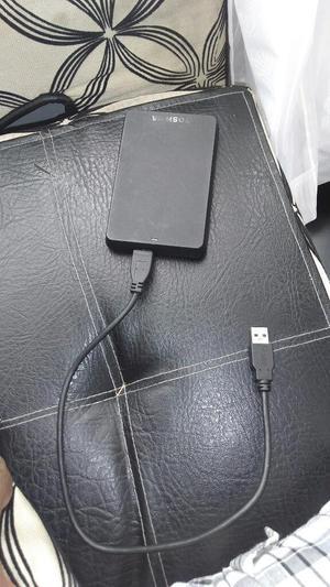 Disco Duro Portatil Toshiba de 1 Tera