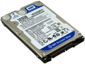 Disco Duro para portatil WD 320 GB