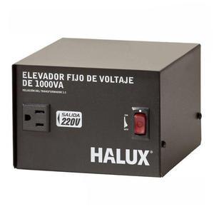 Elevador Fijo Voltaje VA 110VAC220VA Halux 100 NUEVO