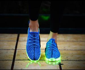 Tennis Zapatos Con Luz Led