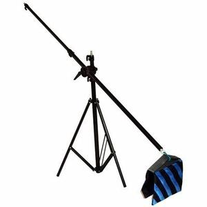 Tripode Jirafa Grua Profesional Wt-501 Con Brazo Telescopico