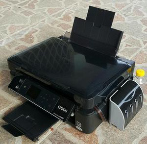 Vendo Impresora Epson Wifi
