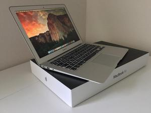 macbook air core i5 ram 4gb disco 128 en caja modelo