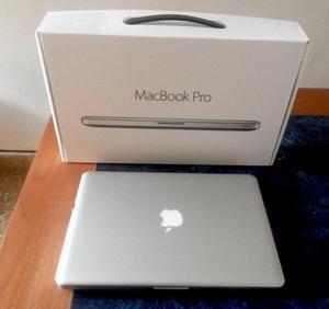 macbook pro core i5 disco 500gb video 1.5gb en caja