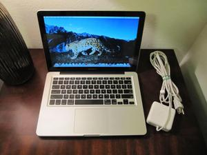 macbook pro core i5 ram 4gb 13 pulgadas
