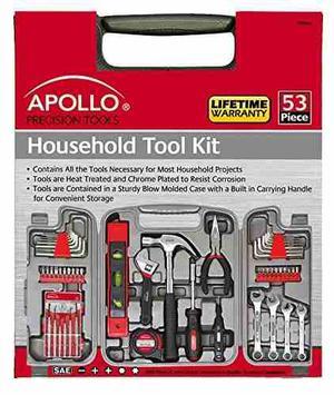 Apollo Tools Dt Kit De Herramientas Para El Hogar,