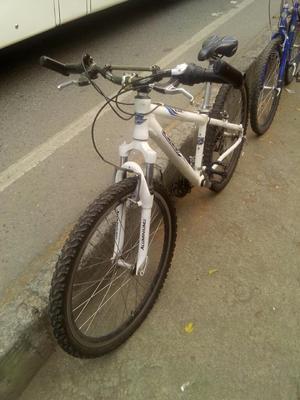 Bicicleta Gw en Aluminio