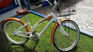 Bicicleta Nirve Original de Aluminio