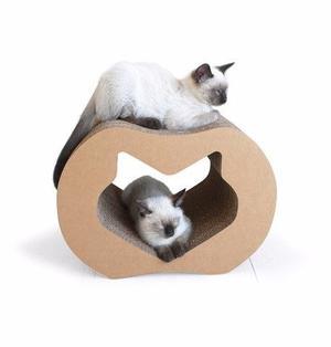 Espectacular Rascador - Butaco Para Gatos