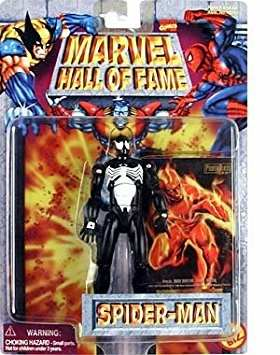 Juguete Marvel Salón De La Fama Del Hombre Araña (traje