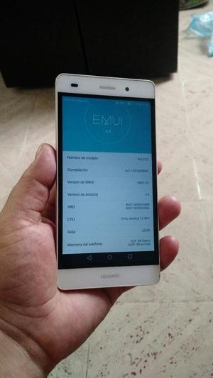 Remato Huawei P8 Lite No Agarra Wifi