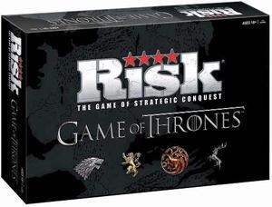 Risk Game Of Thrones Juego De Tronos 600 Piezas / Env.gratis
