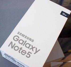 Samsung Galaxy Note 4 y 5 Genuinas, Galaxy S7 Edge